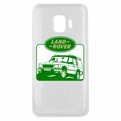 Чохол для Samsung J2 Core Land Rover