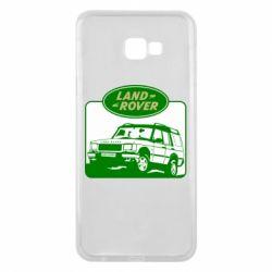 Чохол для Samsung J4 Plus 2018 Land Rover