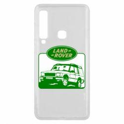 Чохол для Samsung A9 2018 Land Rover