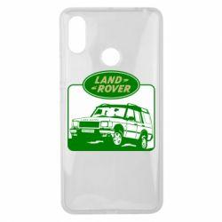 Чохол для Xiaomi Mi Max 3 Land Rover