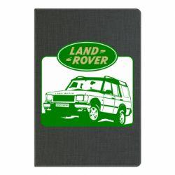 Блокнот А5 Land Rover