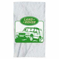 Рушник Land Rover