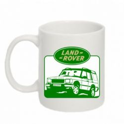 Кружка 320ml Land Rover - FatLine