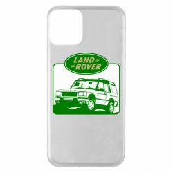 Чохол для iPhone 11 Land Rover