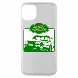 Чохол для iPhone 11 Pro Land Rover