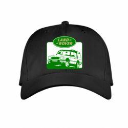 Детская кепка Land Rover - FatLine