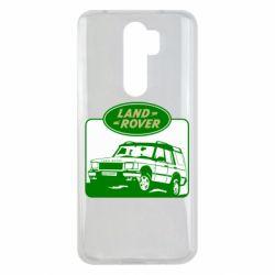 Чохол для Xiaomi Redmi Note 8 Pro Land Rover
