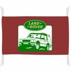 Прапор Land Rover