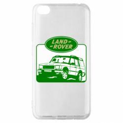 Чохол для Xiaomi Redmi Go Land Rover