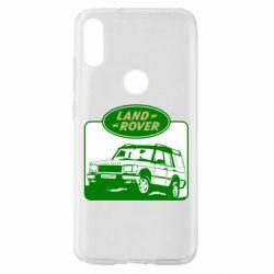 Чохол для Xiaomi Mi Play Land Rover