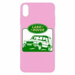 Чохол для iPhone X/Xs Land Rover