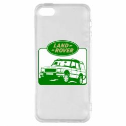 Чохол для iphone 5/5S/SE Land Rover