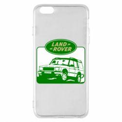Чохол для iPhone 6 Plus/6S Plus Land Rover
