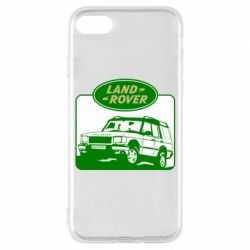 Чохол для iPhone 7 Land Rover
