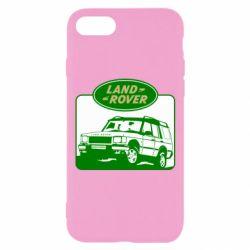 Чохол для iPhone 8 Land Rover