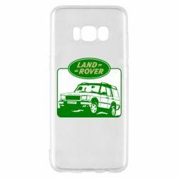 Чохол для Samsung S8 Land Rover