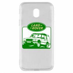 Чохол для Samsung J3 2017 Land Rover