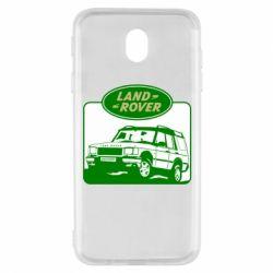 Чохол для Samsung J7 2017 Land Rover