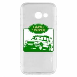 Чохол для Samsung A3 2017 Land Rover