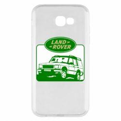 Чохол для Samsung A7 2017 Land Rover