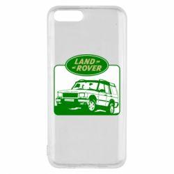 Чохол для Xiaomi Mi6 Land Rover