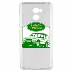 Чохол для Xiaomi Redmi 4 Land Rover