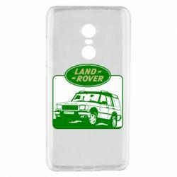 Чохол для Xiaomi Redmi Note 4 Land Rover