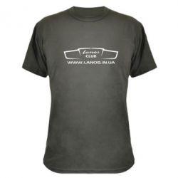 Камуфляжная футболка LANOS CLUB - FatLine