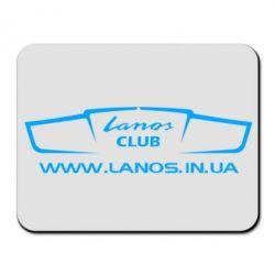 Килимок для миші LANOS CLUB