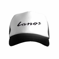 Детская кепка-тракер Lanos Logo