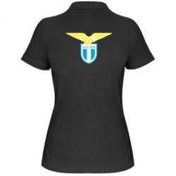 Женская футболка поло Lazio - FatLine