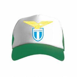 Детская кепка-тракер Lazio