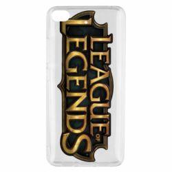 Чехол для Xiaomi Mi 5s League of legends logo
