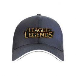 Кепка League of legends logo