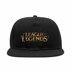 Снепбек League of legends logo