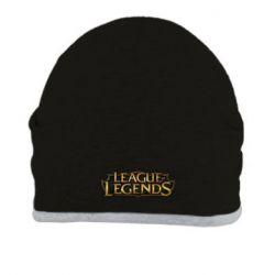 Шапка League of legends logo