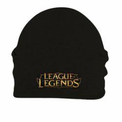 Шапка на флисе League of legends logo