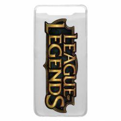 Чехол для Samsung A80 League of legends logo