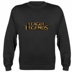 Реглан (свитшот) League of legends logo