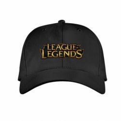 Детская кепка League of legends logo