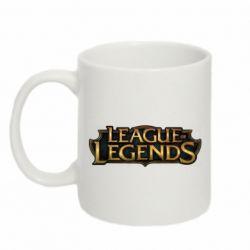Кружка 320ml League of legends logo