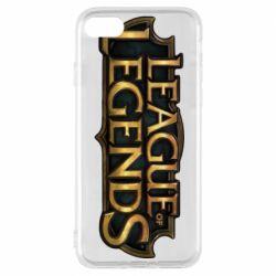 Чехол для iPhone 8 League of legends logo