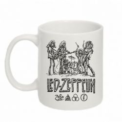 Кружка 320ml Led-Zeppelin Art