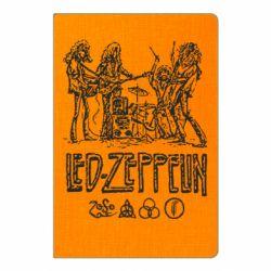 Блокнот А5 Led-Zeppelin Art
