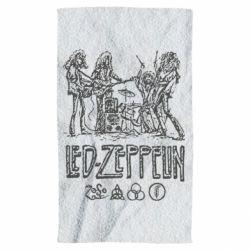 Полотенце Led-Zeppelin Art