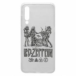Чехол для Xiaomi Mi9 Led-Zeppelin Art
