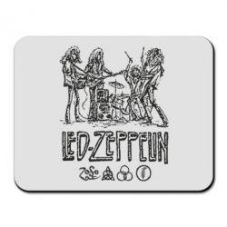 Коврик для мыши Led-Zeppelin Art