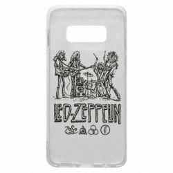 Чехол для Samsung S10e Led-Zeppelin Art