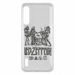 Чохол для Xiaomi Mi A3 Led-Zeppelin Art