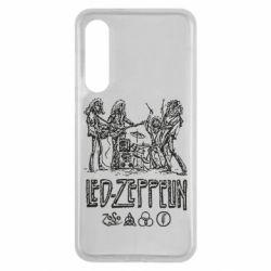 Чехол для Xiaomi Mi9 SE Led-Zeppelin Art